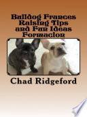 Bulldog Frances Raising Tips And Fun Ideas Formacion