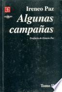 libro Algunas Campañas