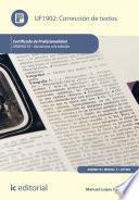 libro Corrección De Textos. Argn0210