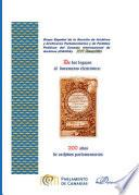 libro De Los Legajos Al Documento Electrónico