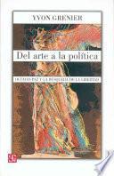 libro Del Arte A La Política