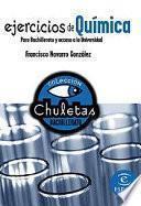 libro Ejercicios De Química Para Bachillerato
