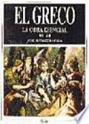 libro El Greco