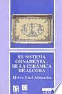 libro El Sistema Ornamental De La Cerámica De Alcora
