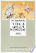libro El Zorro De Arriba Y El Zorro De Abajo
