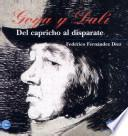 libro Goya Y Dalí