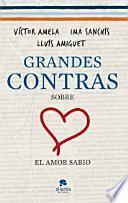 libro Grandes Contras Sobre... ...el Amor Sabio