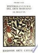 libro Historia Cultural Del Arte Moderno