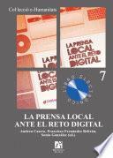 libro La Prensa Local Ante El Reto Digital