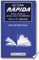 libro Lectura Rápida