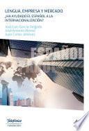 libro Lengua, Empresa Y Mercado