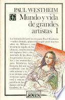libro Mundo Y Vida De Grandes Artistas