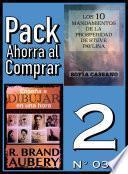 libro Pack Ahorra Al Comprar 2 (nº 038)
