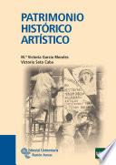 libro Patrimonio Histórico Artístico