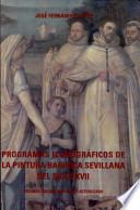 libro Programas Iconográficos De La Pintura Barroca Sevillana Del Siglo Xvii