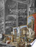 libro Roma Qvanta Fvit Ipsa Rvina Docet