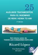 libro Algunos Tratamientos Para El Insomnio De Reiki Heiwa To Ai ®