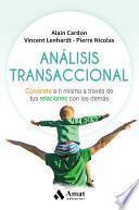 libro Análisis Transaccional