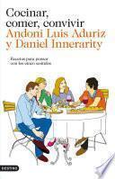 libro Cocinar, Comer, Convivir