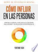 libro Cómo Influir En Las Personas
