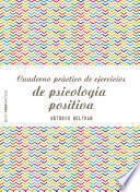 libro Cuaderno Práctico De Ejercicios De Psicología Positiva