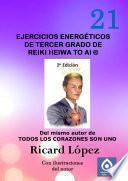 libro Ejercicios Energéticos De Tercer Grado De Reiki Heiwa To Ai ®
