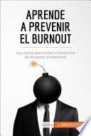 libro El Desgaste Profesional