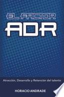 libro El Factor Adr