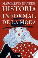 libro Historia Informal De La Moda