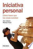 libro Iniciativa Personal