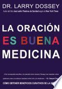 libro La Oración Es Buena Medicina