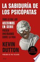 libro La Sabiduría De Los Psicópatas