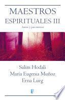 libro Maestros Espirituales Iii