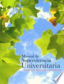 libro Manual De Supervivencia Universitaria