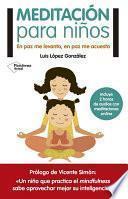 libro Meditación Para Niños