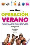libro Operación Verano