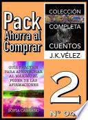 libro Pack Ahorra Al Comprar 2 (nº 044)