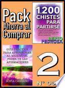 libro Pack Ahorra Al Comprar 2 (nº 060)