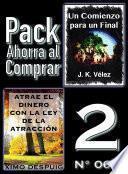libro Pack Ahorra Al Comprar 2 (nº 065)