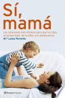 libro Sí, Mamá