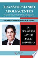 libro Transformando Adolescentes