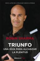 libro Triunfo