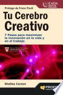 libro Tu Cerebro Creativo