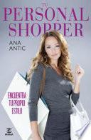 libro Tu Personal Shopper
