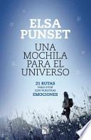 libro Una Mochila Para El Universo / A Backpack For The Universe