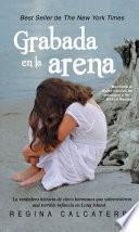 libro Grabada En La Arena