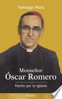 libro Monseñor Óscar Romero