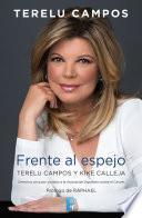 libro Terelu Campos. Frente Al Espejo