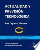 libro Actualidad Y Previsión Tecnológica