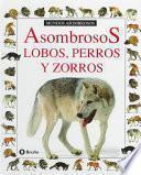 libro Asombrosos Lobos, Perros Y Zorros